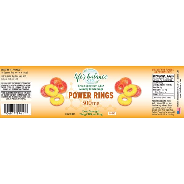 power rings label