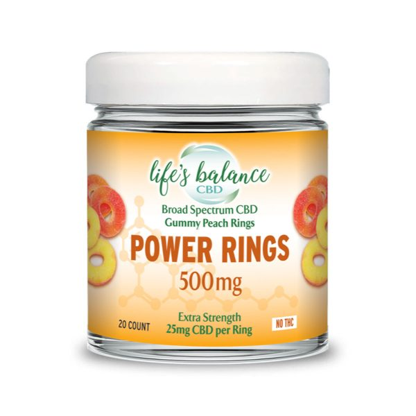 power rings bottle